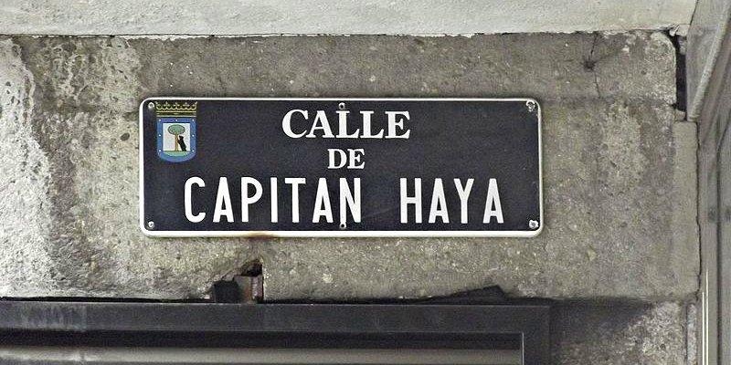 Caos en callejero de Madrid: Google dice una cosa y las placas de Carmena, otra