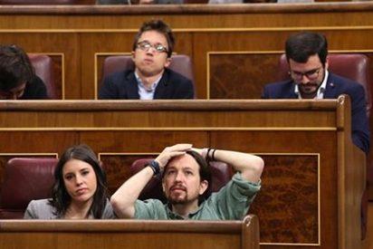 La aritmética parlamentaria fulmina el circo de la moción de censura podemita