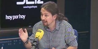Pablo Iglesias pide a Pedro Sánchez que tienda la mano a Podemos y ERC
