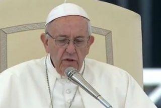 """Francisco: """"No se puede utilizar la palabra 'mártir' para referirse a los que cometen atentados suicidas"""""""