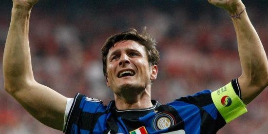 ¿Por qué Zanetti nunca jugó en el Manchester United? Una pregunta con respuesta