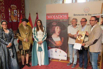 Mojados (Valladolid), recibe este fin de semana al Emperador Carlos V