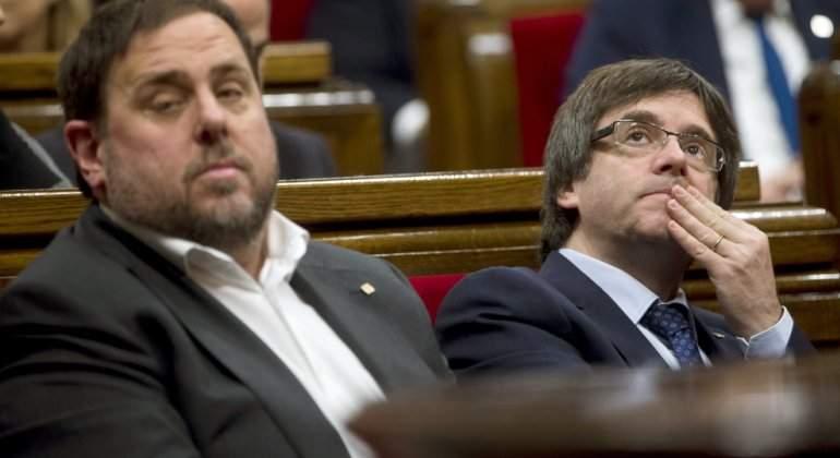 Cataluña: el 'procés' de la corrupción