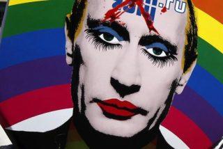 ¿Sabes qué haría Putin si tuviera que ducharse con un homosexual en un submarino?