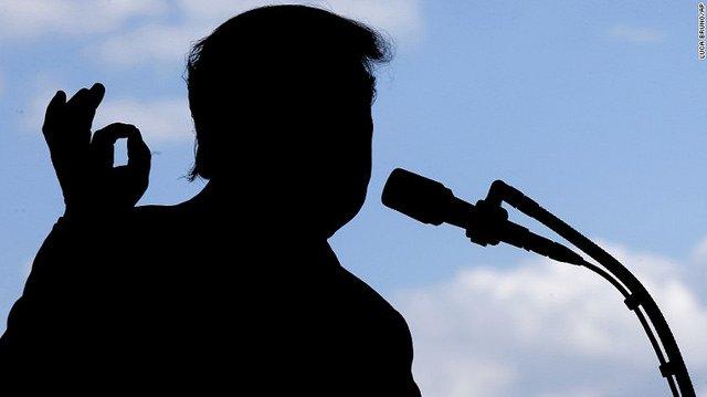 Trump, ícono de la barbarie