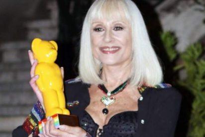 Raffaella Carrá 'está que explota, explota me expló'