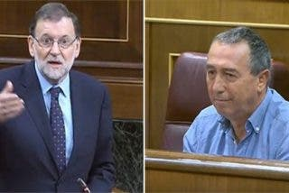 Zasca descomunal de Rajoy a Baldoví pidiéndole más inteligencia