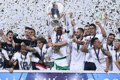 Real Madrid, Rey leyenda de Europa