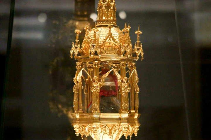 Recuperan la reliquia de Don Bosco