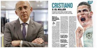 Paco Rosell se estrena elogiando a Cristiano Ronaldo y pasando de puntillas sobre su escándalo fiscal