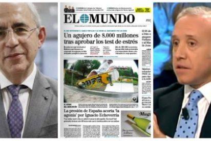 El Mundo le lanza un recadito envenenado al digital de Eduardo Inda