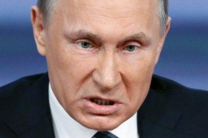 [VÍDEO] Rusia denuncia a los hackers que manipularon la web de Putin