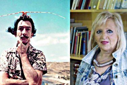 Desentierran el cadáver de Dalí para saber si es el padre de una pitonisa de Gerona
