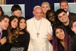 """El Papa advierte de la """"elitización de la educación"""" en la inauguración de la sede vaticana de Scholas"""
