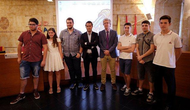 La UPSA reconoce la labor de los proyectos de innovación 'Talent Junior'