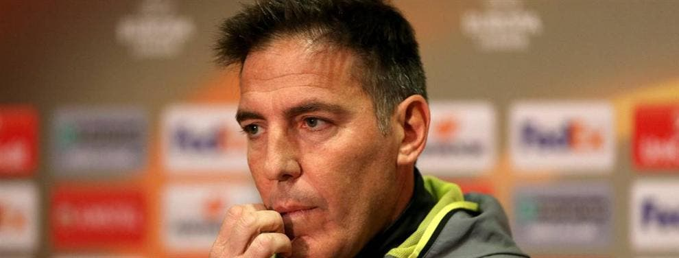 Sevilla traicionó al Toto Berizzo y no reemplazará a Sampaoli