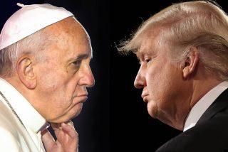 """Joaquín Sánchez: """"El gran enemigo de Trump es el Papa"""""""