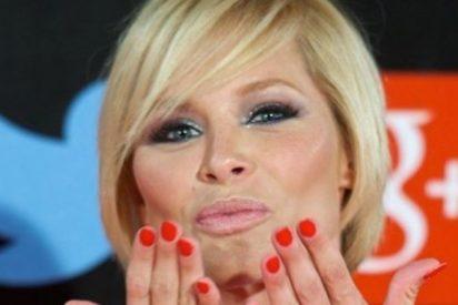 La cantante Soraya Arnelas presume de trasero en las redes sociales