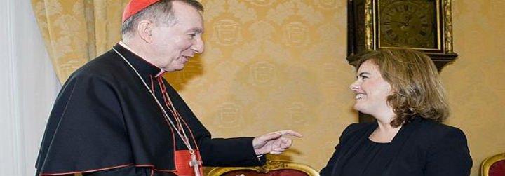 """El Vaticano sostiene que la posible independencia de Cataluña """"es una decisión del conjunto de los españoles"""""""
