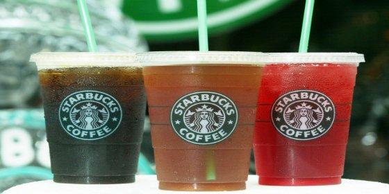 Encuentran peligrosas bacterias fecales en los hielos del Starbucks, Costa y Nero