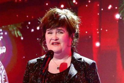 """Susan Boyle, agredida en plena calle por 15 jóvenes al grito de """"vieja bestia fea"""""""