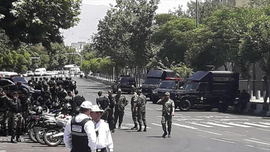"""Francisco condena los atentados """"graves y sin sentido"""" de Teherán"""