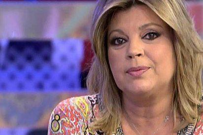 Terelu Campos confiesa a Matamoros que la da igual lo que piense Bigote sobre ella