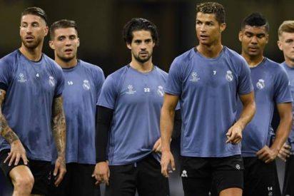 Top Secret: El crack del Real Madrid que se despide (hoy mismo) de sus compañeros de vestuario