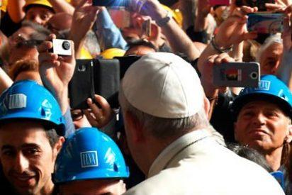 """El Papa reclama """"un nuevo pacto social para el trabajo"""" que priorice el empleo juvenil"""