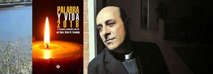 """Victor Manuel Fernández será el comentarista del """"Palabra y Vida 2018"""""""