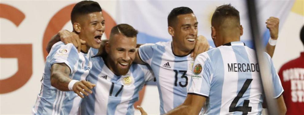 Un crack argentino se postuló para jugar en el Real Madrid
