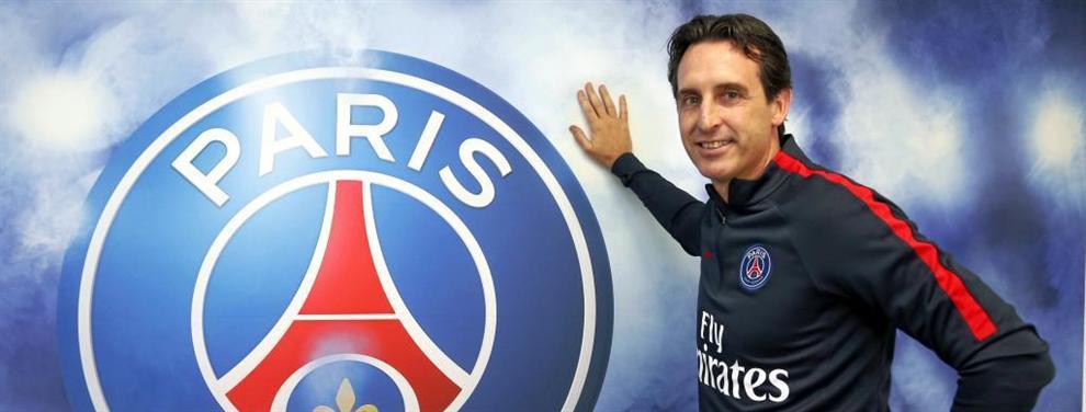 Unai Emery asusta a Europa con su 'plan renove' en el PSG (cinco fichajes con un 'bombazo' brutal)