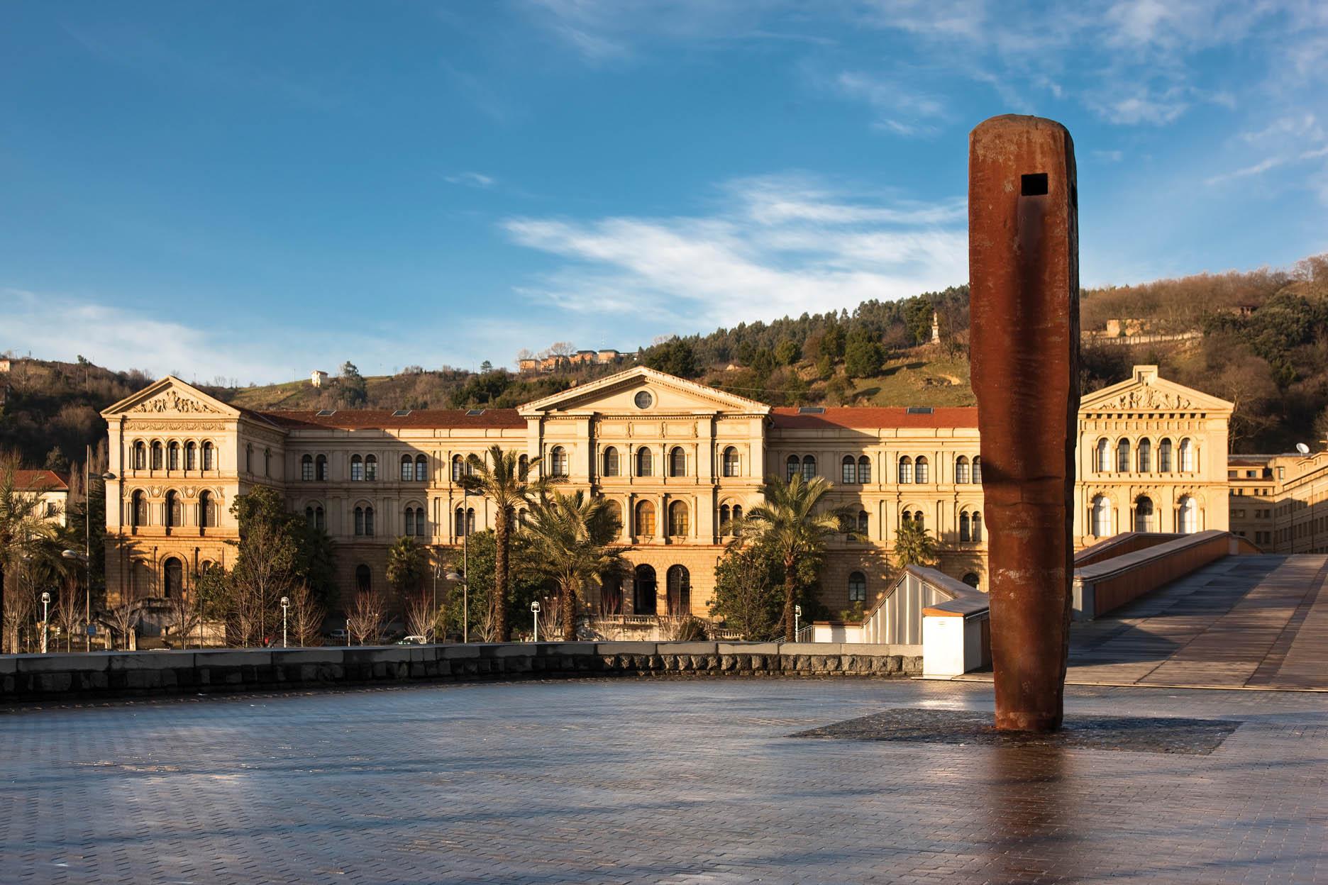Deusto, la Universidad vasca mejor posicionada en el ranking de universidades españolas