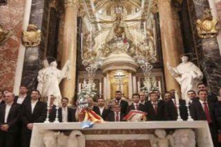 """Cañizares felicita al Valencia Basket por su """"entrega"""" y le anima a multiplicar nuevos triunfos"""