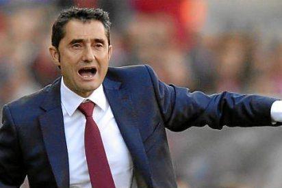 El rebelde que planta cara a Valverde en el Barça con un 'No me voy'