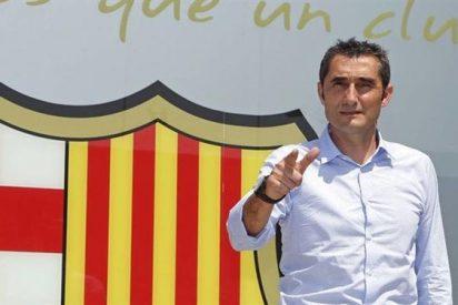 Valverde amenaza al vestuario del Barça en su estreno (y manda un mensaje a Messi)