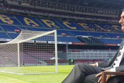 Valverde gasta 180 kilos en tres operaciones galácticas para el Barça (y una es cosa de Messi)