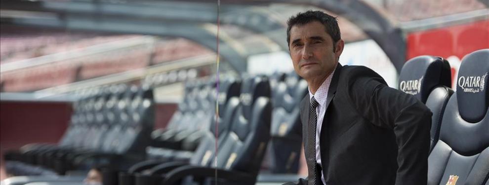 Valverde mete miedo en el Real Madrid con su última locura en el mercado de fichajes para el Barça