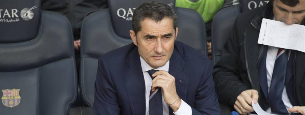 Valverde revienta el mercado con una oferta de más de 100 millones por un crack para el Barça