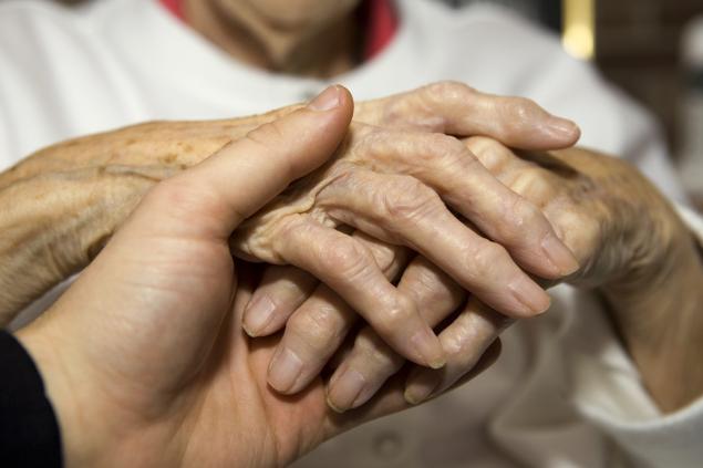 Los dos ancianos que llevan más de medio año abandonados en un hospital de Gran Canaria