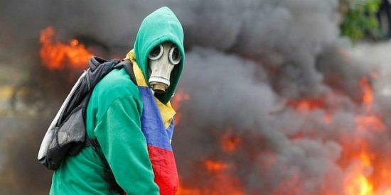 [VÍDEO] El 'descoloque' de Maduro: ¡afirma que los manifestantes usan una droga yihadista!