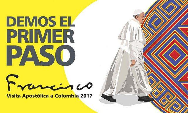 La visita del Papa a Colombia ya tiene página web