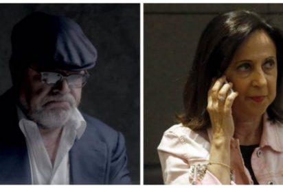 """Villarejo pone en aprietos a Margarita Robles: """"Me dio la orden para hacer el informe contra Garzón"""""""