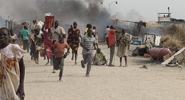 Cáritas aplaude la solidaridad del Papa con Sudán del Sur