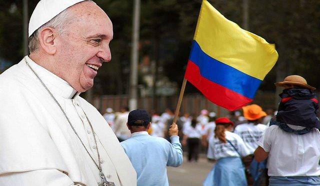 """Santos: """"Que la visita del Papa nos una a todos los colombianos"""""""