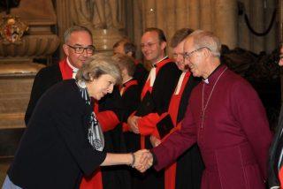 """El arzobispo de Canterbury advierte que el Brexit """"está envenenando al país"""""""