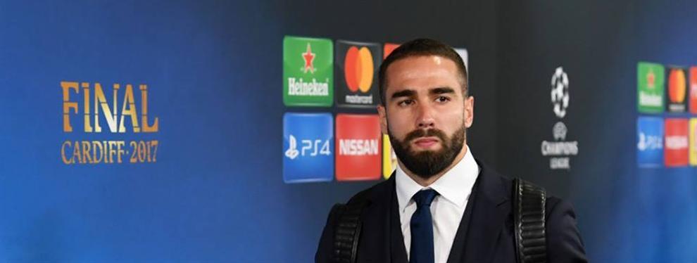 """Ya nos tocará perder, así que a disfrutar"", dice Carvajal"