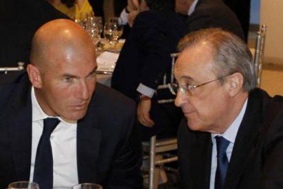 Zidane aprieta a Florentino Pérez con un fichaje inesperado que pone nervioso a un crack del Madrid