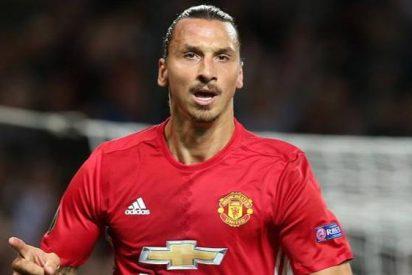 ¡Zlatan Ibrahimovic negocia su futuro en Madrid!