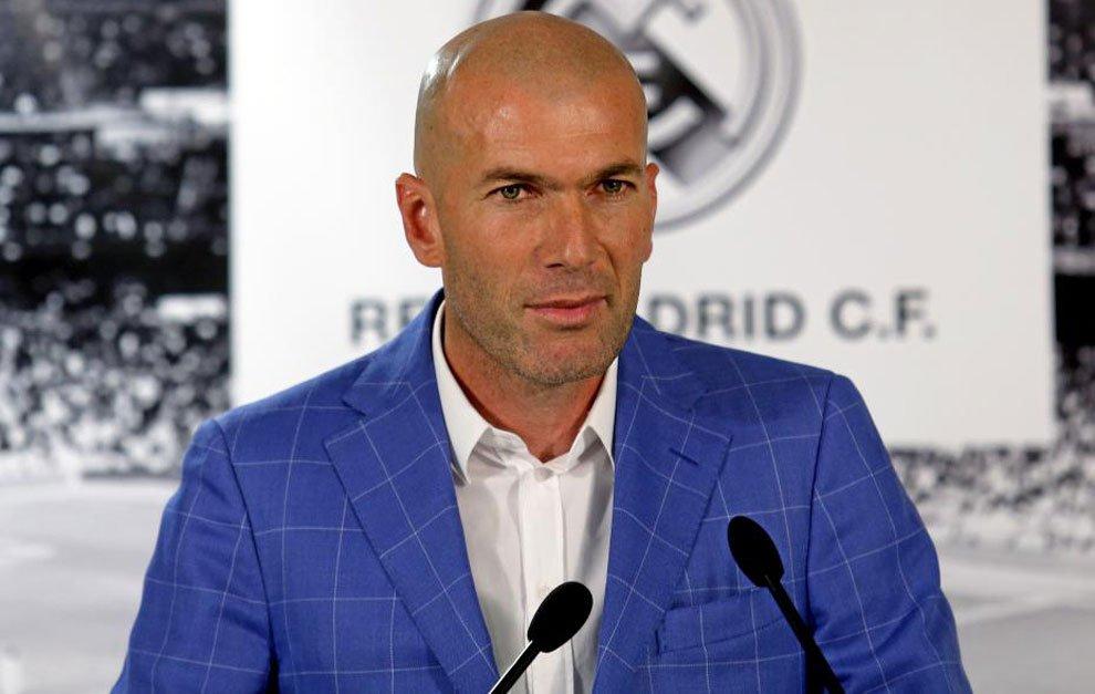 El tapado de Zidane: el fichaje que el técnico del Madrid pide a Florentino Pérez (y hay sorpresa)